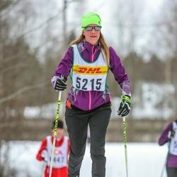 Skiing 30 km - Magdalena Lundstedt Nordén (5215)