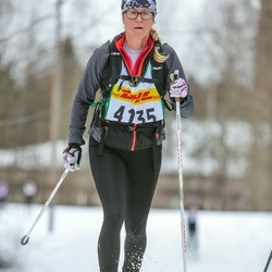 Skiing 30 km - Christina Johansson (4135)
