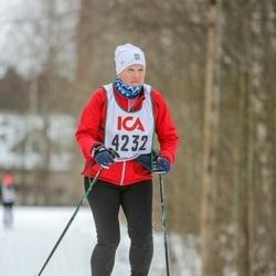 Skiing 30 km - Eva-Lis Solomon (4232)