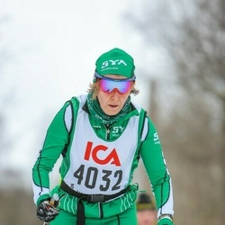 Skiing 30 km - Eva Ericsson (4032)