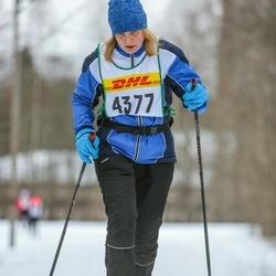 Skiing 30 km - Christine Svedjestrand (4377)