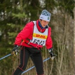Skiing 30 km - Britta Eliasson (5242)