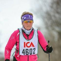 Skiing 30 km - Anita By Sundvik (4602)