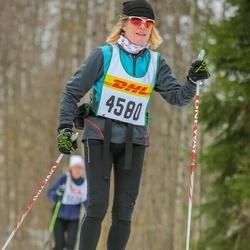 Skiing 30 km - Caroline Vänerlind Ingelhammar (4580)