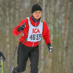 Skiing 30 km - Jenny Antonsson (4639)