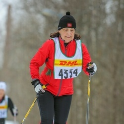 Skiing 30 km - Catharina Tholin (4334)