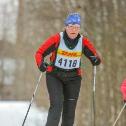 Skiing 30 km - Aina Danielsson (4118)