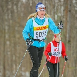 Skiing 30 km - Ulrica Magneland (5073)