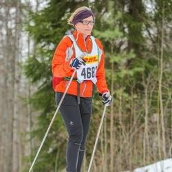Skiing 30 km - Ethel Andersson (4682)