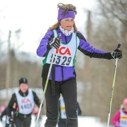 Skiing 30 km - Christina Henrysson (5329)