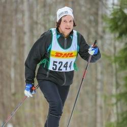 Skiing 30 km - Eva Andreasson (5244)