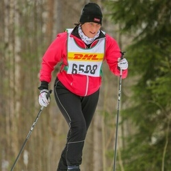 Skiing 30 km - Elisabeth Jägerhed Asp (6508)