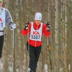 Skiing 30 km - Eva Folkesson (5367)