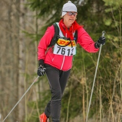 Skiing 30 km - Eva Olgemar (7612)