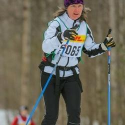 Skiing 30 km - Åse Ström (5065)