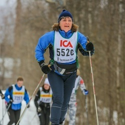 Skiing 30 km - Marianne Snygg (5526)