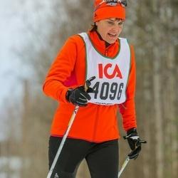 Skiing 30 km - Carin Persson (4096)