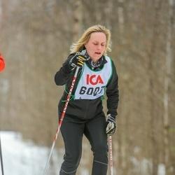 Skiing 30 km - Cecilia Dittmer (6007)