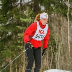 Skiing 30 km - Christina Högberg (6014)