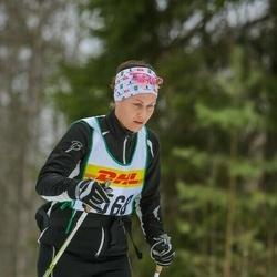 Skiing 30 km - Carolina Brindeberg (6568)