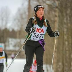 Skiing 30 km - Jenny Björsne (5321)
