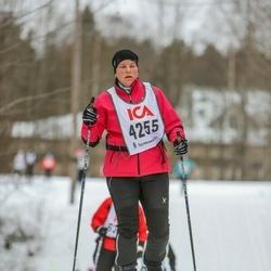 Skiing 30 km - Carina Eriksson (4255)