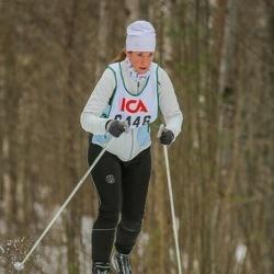 Skiing 30 km - Hanna Holmlund (6446)