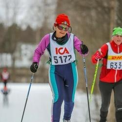 Skiing 30 km - Anita Ailasniemi (5177)