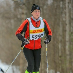 Skiing 30 km - Jenny Stenberg (5299)