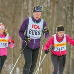 Skiing 30 km - Jennie Jedenberg (6066)