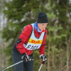 Skiing 30 km - Maria Novotny (6161)