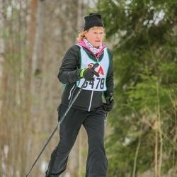 Skiing 30 km - Åsa Tegnér (6478)