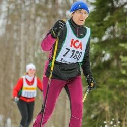 Skiing 30 km - Diana Nääf (7160)
