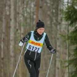 Skiing 30 km - Cecilia Cederholm (6122)