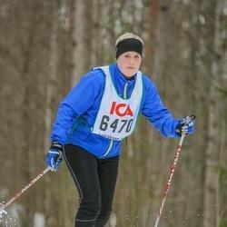 Skiing 30 km - Hilda Hasselgren (6470)
