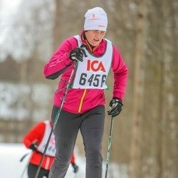 Skiing 30 km - Carola Svensson (6456)