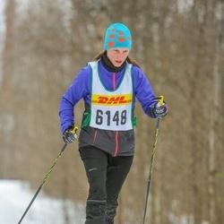 Skiing 30 km - Helen Rågård (6148)