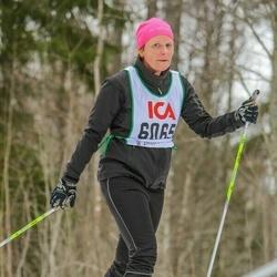 Skiing 30 km - Åsa Sandström (6065)