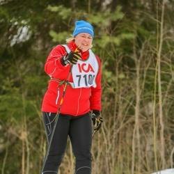 Skiing 30 km - Elisabeth Karlsson (7100)