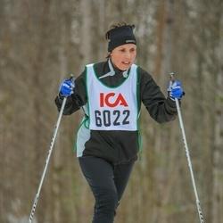 Skiing 30 km - Maria Daniels (6022)