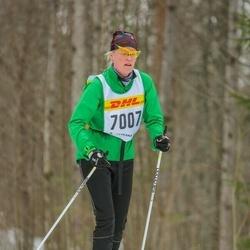 Skiing 30 km - Emma Östling (7007)