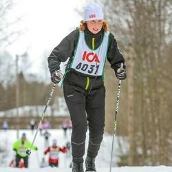 Skiing 30 km - Christine Gunnarsson (4031)