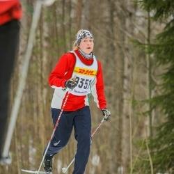 Skiing 30 km - Amanda Johansson (8351)