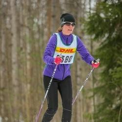 Skiing 30 km - Elisabet Nielsen (6380)