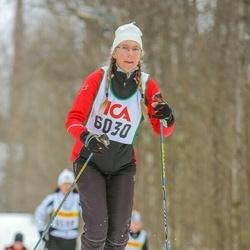Skiing 30 km - Carin Carlsson (6030)