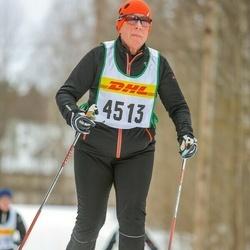 Skiing 30 km - Ann-Christine Andersson (4513)
