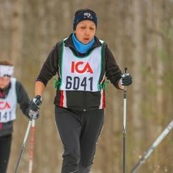 Skiing 30 km - Maria Nyström (6041)