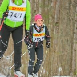 Skiing 30 km - Therese Larsson (7056)