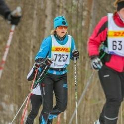 Skiing 30 km - Elisabeth Kallin (7257)