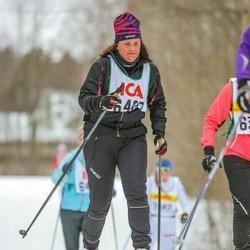 Skiing 30 km - Eva Restorp (6487)